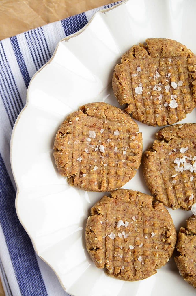 Raw Almond Butter Cookies | Healing, Health and Wellness Center of ...