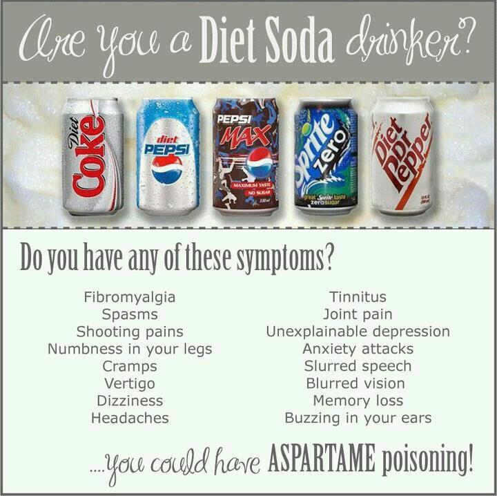 diet soda dangers How can the answer be improved.