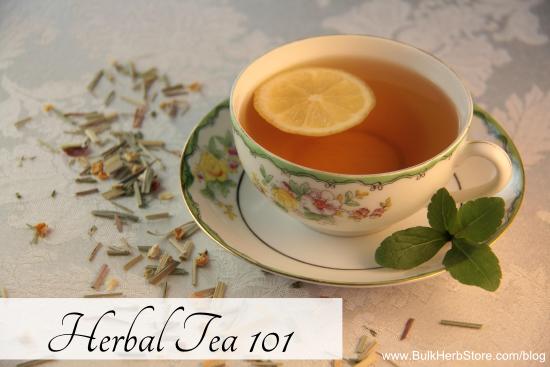 Herbal tea 101