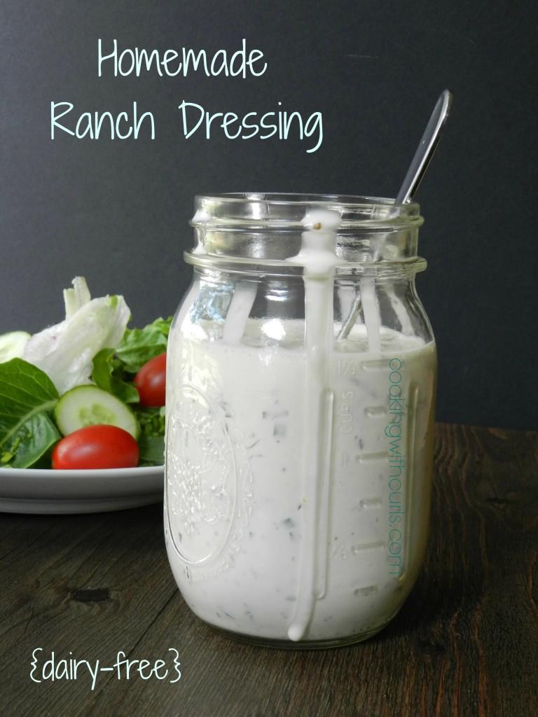 Vegan Ranch Dressing Recipe Healing Health And Wellness Center Of